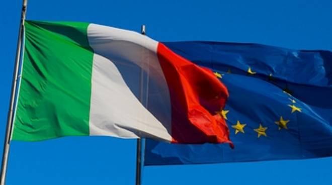 """Anche l'ente Provincia di Salerno aderisce a """"100 piazze per l'Europa"""""""