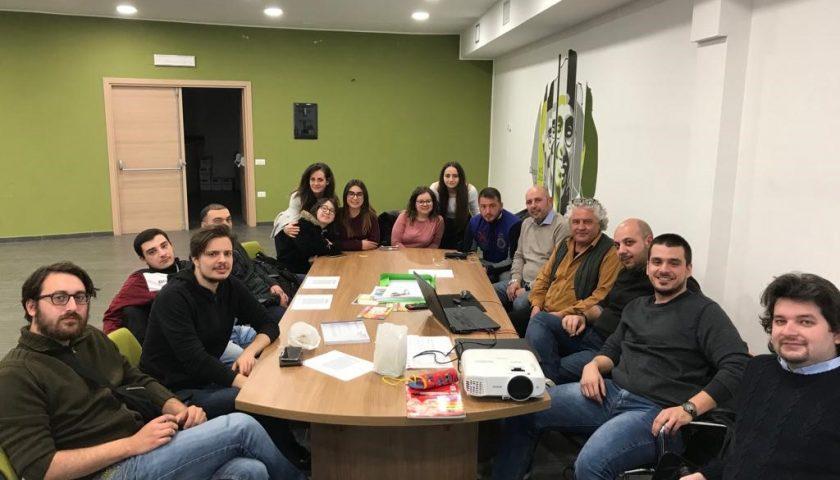 Valle dell'Irno: il laboratorio Creazione di Impresa incontra le istituzioni