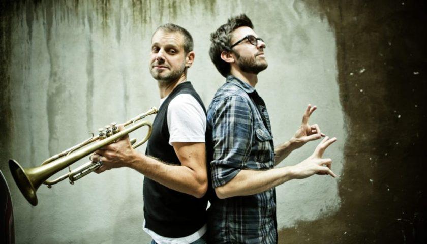 """Musica a """"Il Moro"""": Fabrizio Bosso & Julian Oliver Mazzariello in """"Tandem"""""""