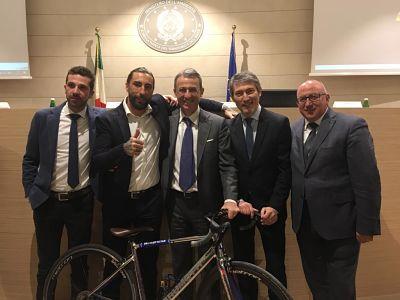 Parco Nazionale del Cilento: presentato a Roma il video 'Brumotti per l'Italia'