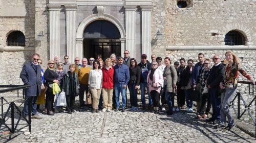 Buyers internazionali alla scoperta del Vallo di Diano