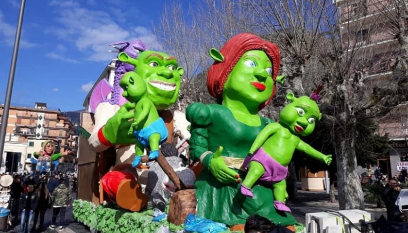 Grande successo per l'edizione 2019 del Carnevale Sarnese