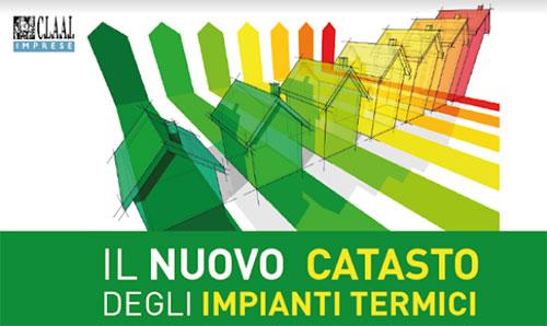Il nuovo catasto degli impianti termici: incontro organizzato dalla CLAAI di Salerno