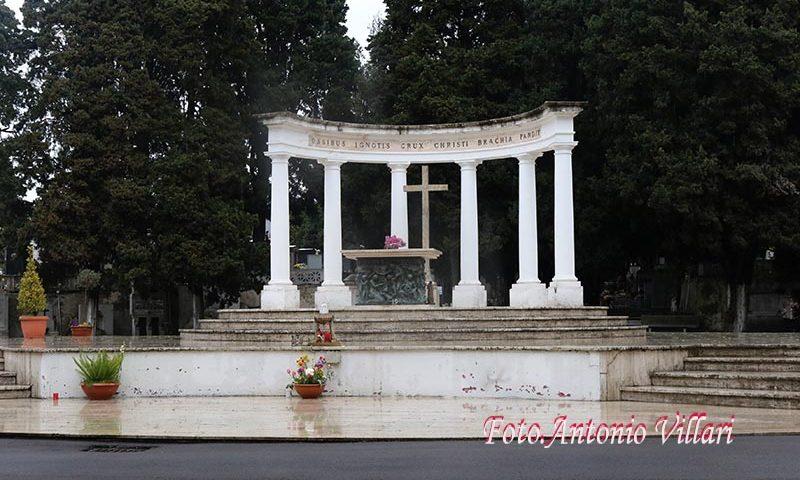 Cimitero di Salerno, ripristinati gli orari di apertura