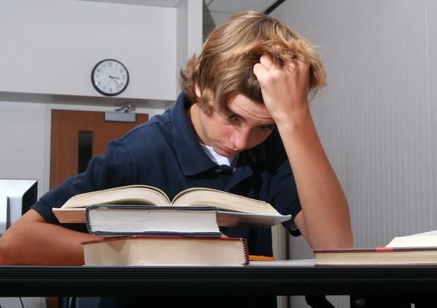 L'ansia non fa andare a scuola bambini e ragazzi
