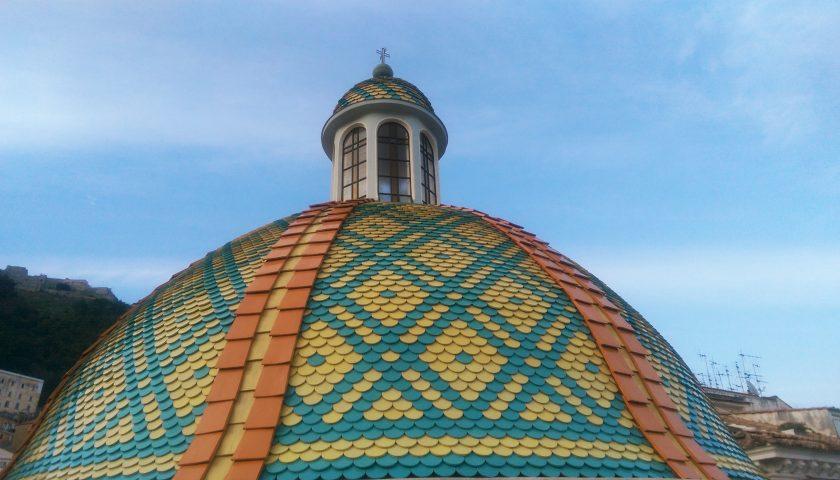 """Giornate del FAI. Il sindaco di Salerno: """"Una meravigliosa iniziativa anche per vedere la restaurata cupola della chiesa dell'Annunziata"""""""