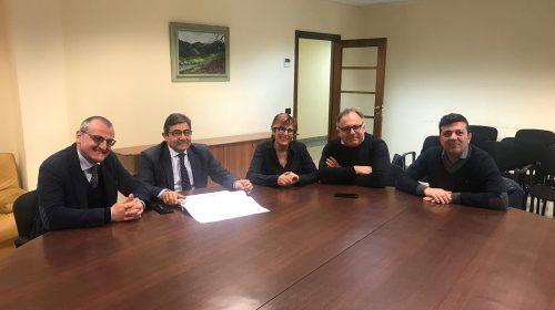 Incontro dei sindaci di Battipaglia, Eboli e Bellizzi con il Presidente della Commissione Regionale Trasporti e Infrastrutture Luca Cascone
