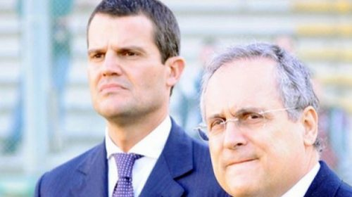 """Lotito e Mezzaroma: """"Non cediamo la Salernitana"""""""