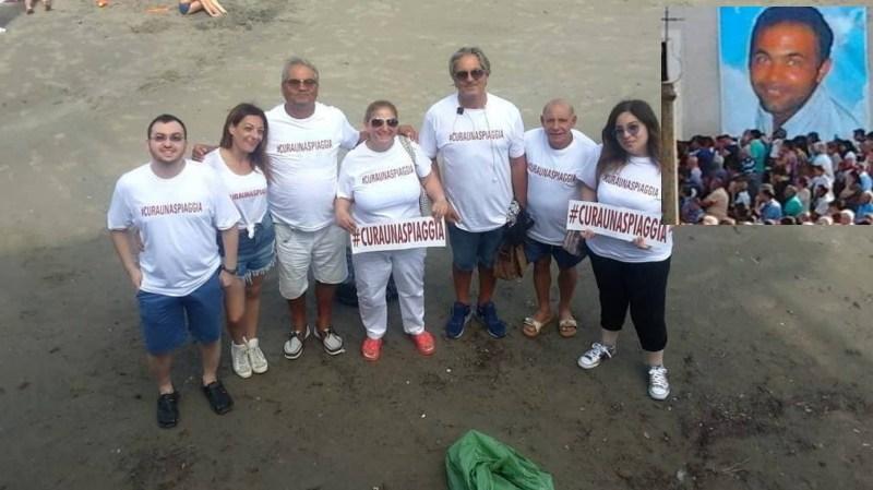 Agropoli: una targa per Luigi Renzi, l'operaio morto nel cantiere del cineteatro