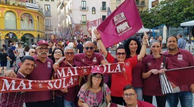 Club Mai Sola, lettera aperta ai tifosi della Salernitana