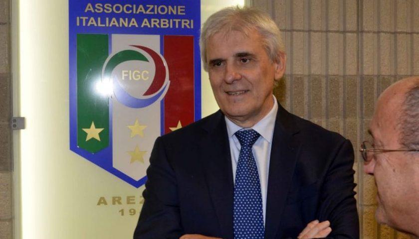 """Offese all'assistente arbitro donna. Nicchi (AIA): """"Solidarietà ad Annalisa Moccia, agiremo per vie legali"""""""