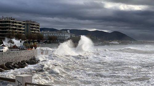 Torna il cattivo tempo: vento forte e mareggiate fino a giovedì