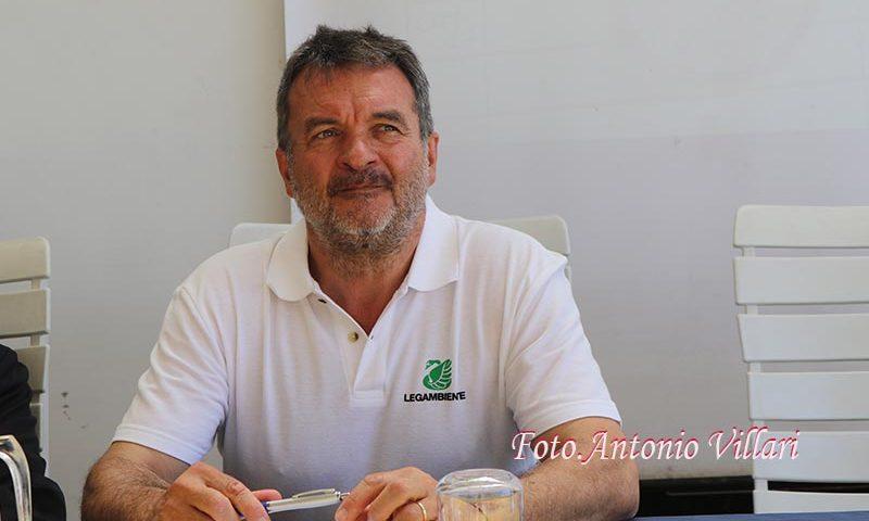 """Michele Buonomo ex presidente di Legambiente: """"Mi candido con De Luca"""""""