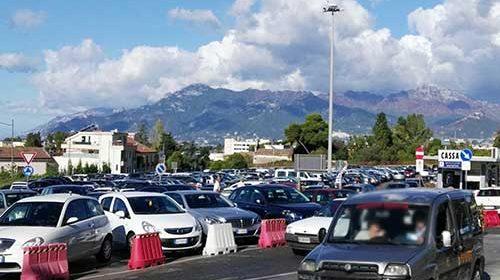 """A Salerno nasce """"Control room"""" per il monitoraggio dei parcheggi"""