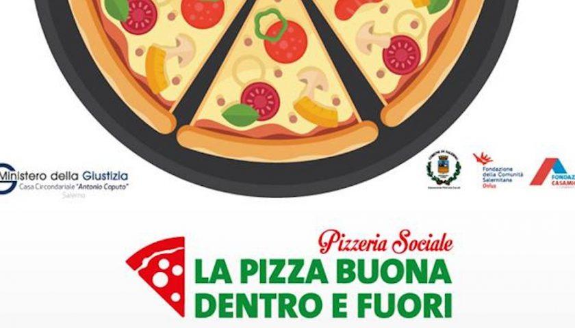 """Progetto sociale """"La pizza buona dentro e fuori"""": c'e' la prima pietra"""