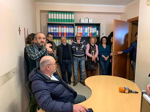 Salerno: esplode la protesta dei lavoratori del Consorzio di Bacino