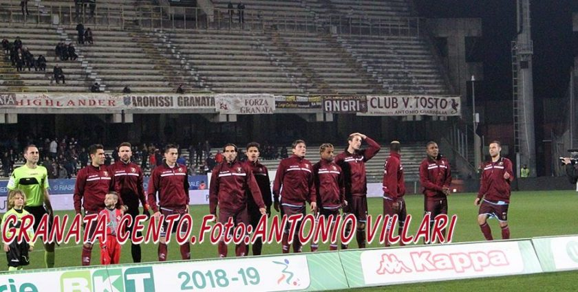 Perugia-Salernitana: le probabili formazioni