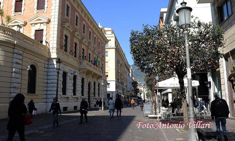 Salerno, al via i lavori per corso Vittorio Emanuele: appalto aggiudicato per 7 milioni