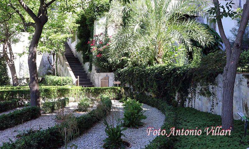 Salerno, partnership Linea d'Ombra/Fondazione Scuola Medica per il Giardino della Minerva