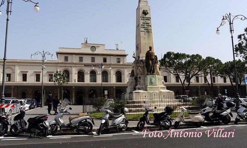Piazza Vittorio Veneto, domani la consegna del monumento ai Caduti della Grande Guerra