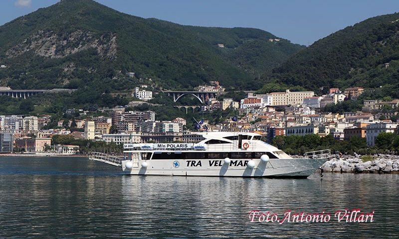 Domani alla stazione Marittima di Salerno nasce il biglietto unico treno/bus/traghetto