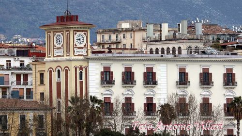 Tpl sul territorio: riunione in Provincia a Salerno con il presidente Strianese, Piero De Luca, il sindaco Napoli e il consigliere regionale Luca Cascone