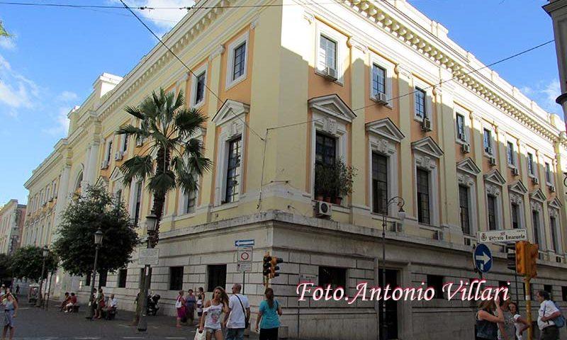 """Piero De Luca (Pd): """"Sorpreso dalla notizia di una proposta di acquisto dell'ex Tribunale a fini immobiliari"""""""