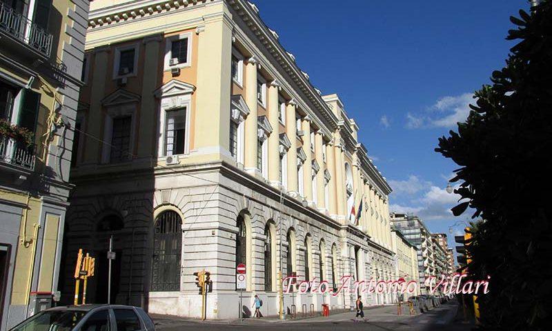 """L'Agenzia del Demanio: """"Nell'ex Tribunale di Salerno solo uffici pubblici, nessuna trattativa con i privati"""""""