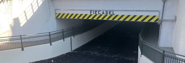 Pontecagnano: mercoledì riapre il sottopasso di via Torino e partono i lavori a quello di via Milano