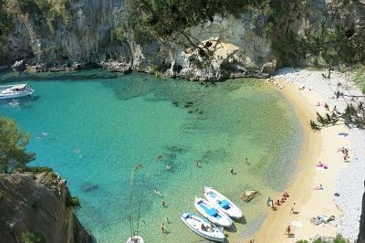 Due spiagge salernitane tra le più belle d'Italia: ecco quali sono