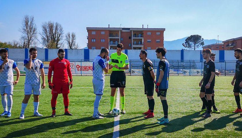 Lo Sporting Audax stronca il Valle Metelliana: un eurogoal di Orabona apre il 3-0