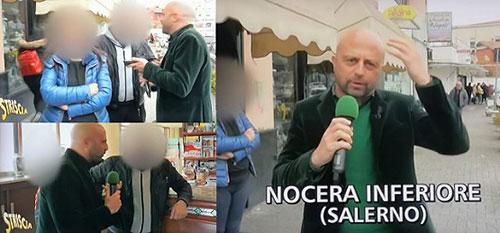 Striscia la Notizia a Nocera per il trasporto illegale di salme. L'Asl Salerno: indagheremo