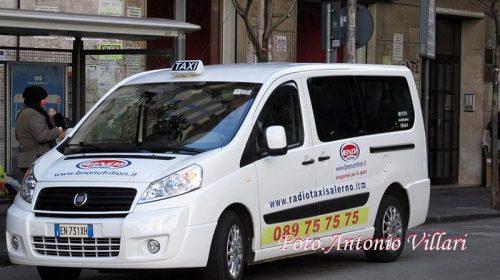 Dieci nuove licenze Taxi a Salerno, pubblicati bando e domanda di partecipazione