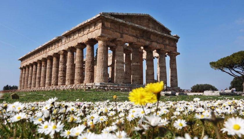 Area Archeologica di Paestum: prima domenica di primavera con tante iniziative per tutti