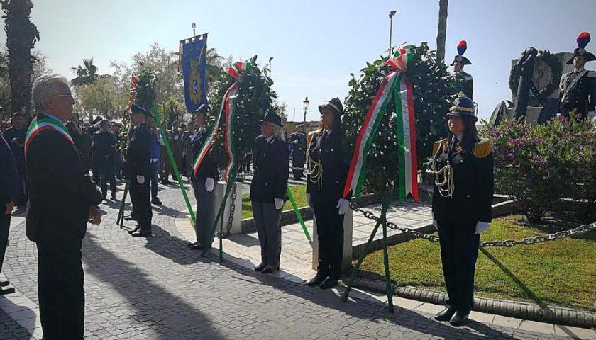 """Il 25 aprile a Salerno, il sindaco Napoli: """"Antifascismo, libertà e democrazia valori non negoziabili"""""""