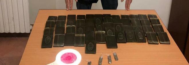 Il narcos della droga fermato al casello sulla Napoli-Salerno