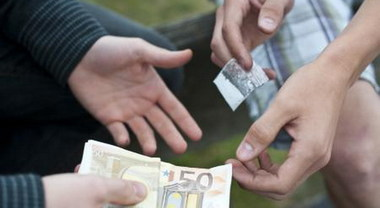 Arrestato pusher con reddito di cittadinanza