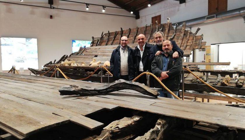 Inaugurazione della Nave di Marusa grazie a due imprese salernitane