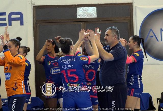 """La Jomi sfida Dossobuono, coach Rajic: """"Manteniamo alta la concentrazione"""""""