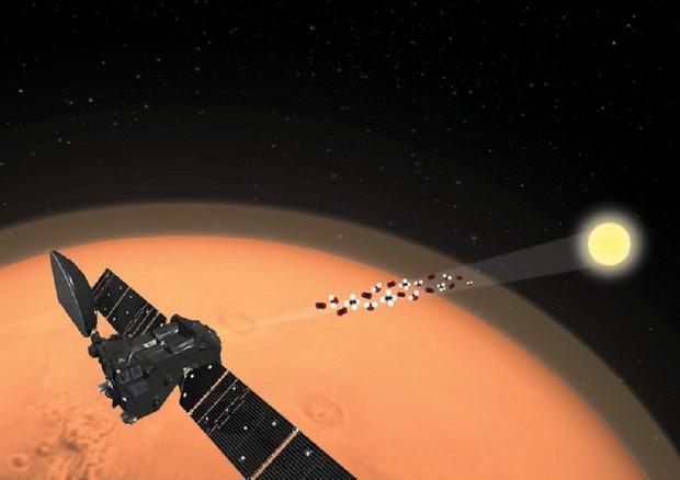 Giallo su Marte, sparito il metano annusato da Curiosity