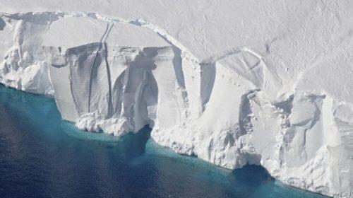 Antartide, a sorpresa le acque diventano più salate