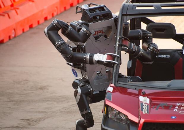 Sensori italiani per il robot della Nasa specializzato in soccorsi