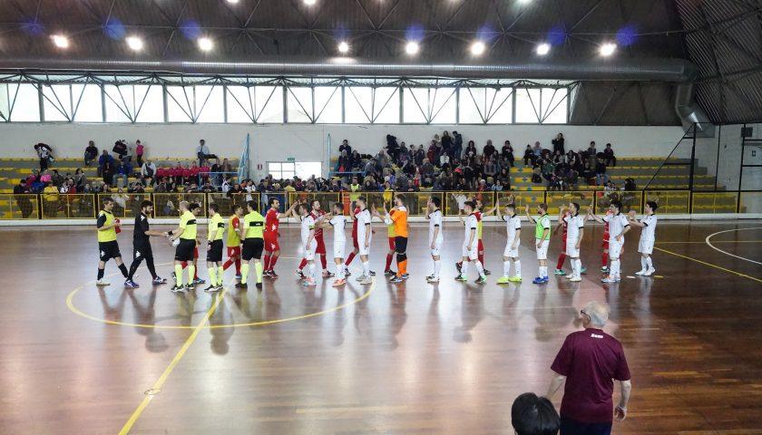 Alma Salerno contenta a metà: solo un punto contro il Futsal Capurso