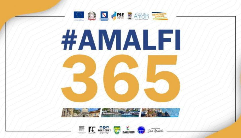 Opportunità di formazione per 125 giovani nei 5 laboratori di #Amalfi365