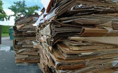 Fisciano: raccolti 1.364 chili di carta e cartone nel mese di marzo