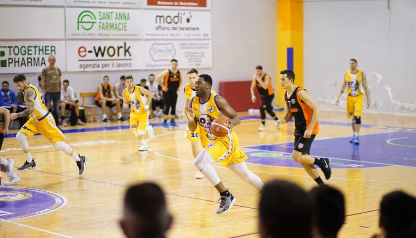 Il Basket Bellizzi passa a Procida. I gialloblu chiudono col botto la regular season e guardano ai play-off