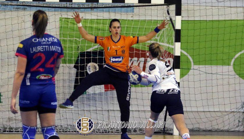 Jomi Salerno, vittoria esterna sul campo del Dossobuono