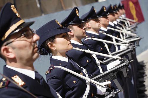 Anche a Salerno si celebrano i 167 anni della Fondazione della Polizia di Stato