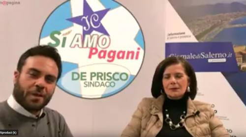 Amministrative a Pagani: intervista ad Annamaria Mosca