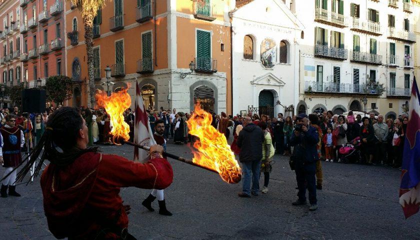Domenica il via alla Fiera del Crocifisso nel centro storico di Salerno